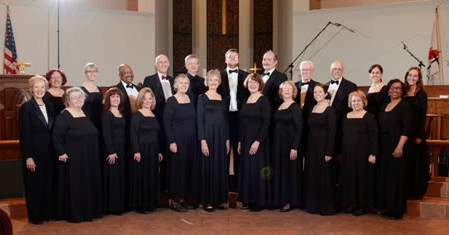 Cantabile Chamber Chorale 2015